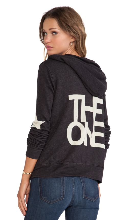 The One Zipper Hoodie
