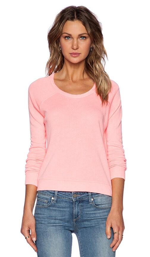 Cropped Pullover Sweatshirt