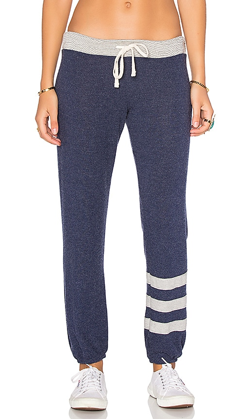 Scattered Stars Sweatpants in Navy. - size 0 / XS (also in 1 / S,2 / M) Sundry