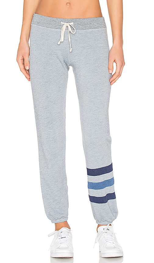 Stripe Sweatpant