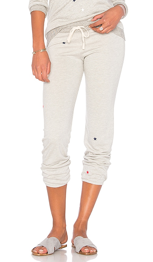 SUNDRY All Over Stars Sweatpant in Gray