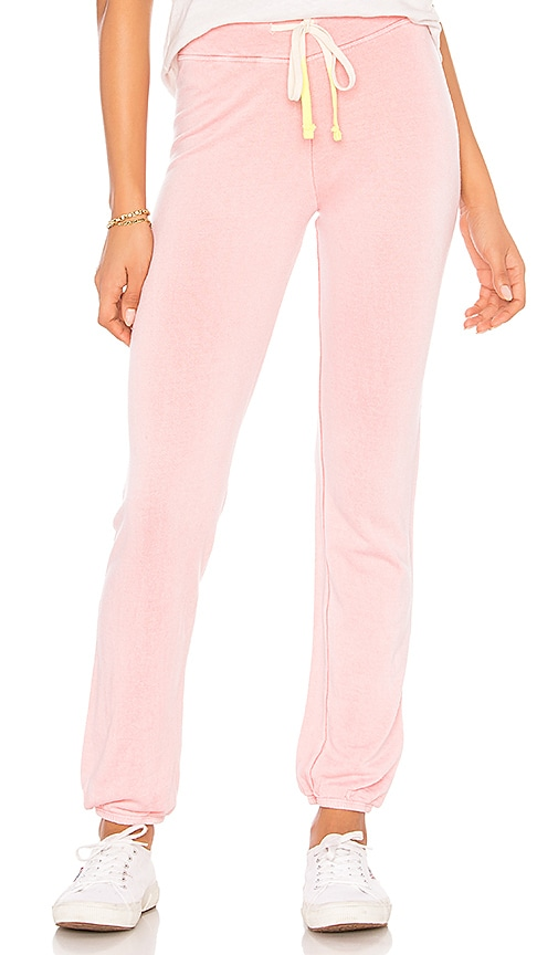 SUNDRY Sweatpants in Pink