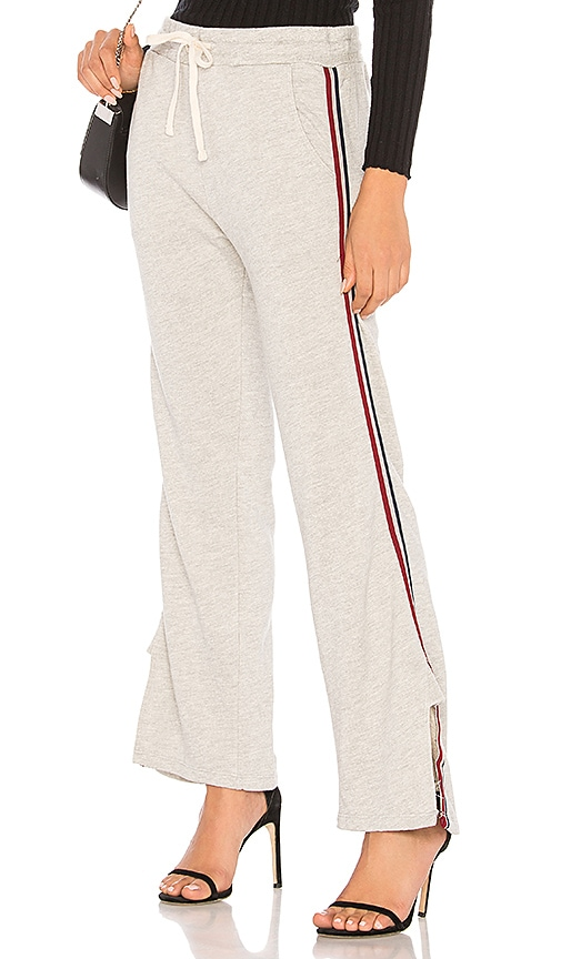 SUNDRY Track Pant in Gray