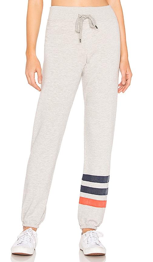 Striped Basic Sweatpant