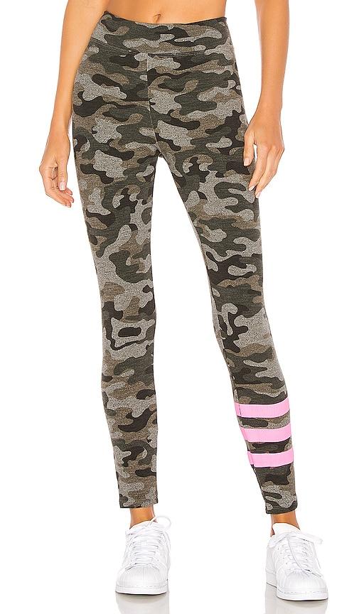Camo Yoga Pant