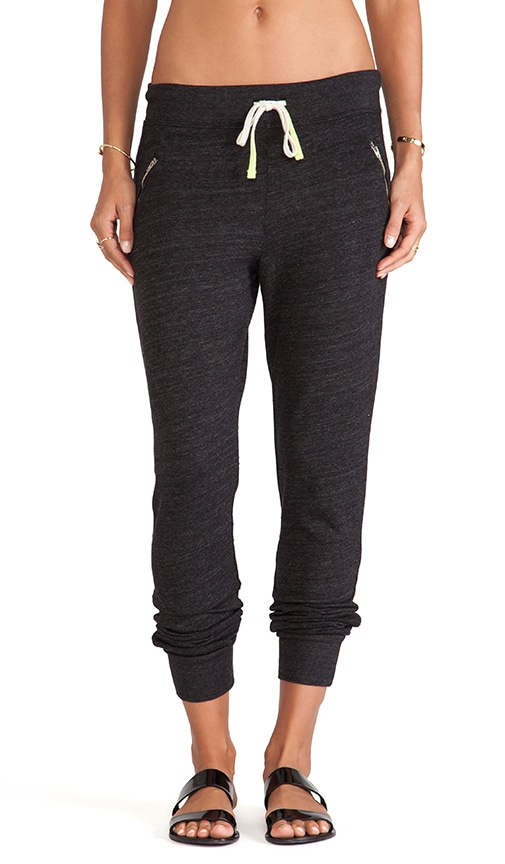 Zipper Sweatpant