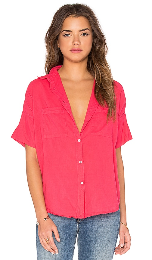 Cotton Voile Short Sleeve Shirt