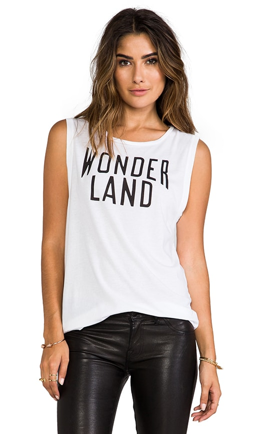 Wonder Land Muscle T