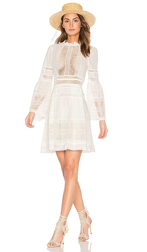 89398b7481bc Sea Baja Lace Long Sleeve Dress in White