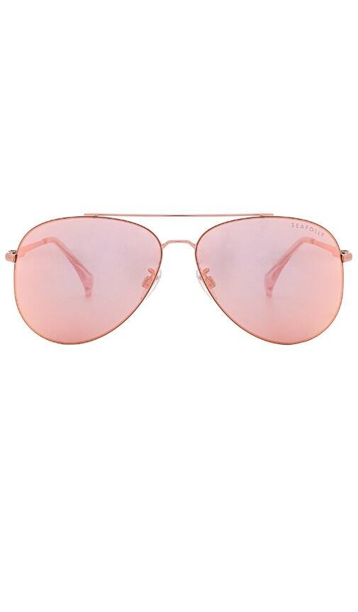 Seafolly Hiva Oa Sunglasses in Metallic Copper