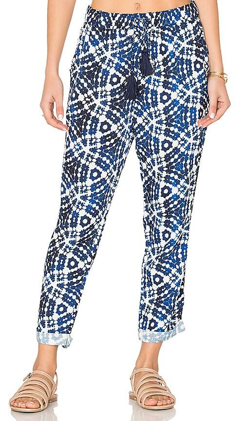 Seafolly Shibori Pant in Blue