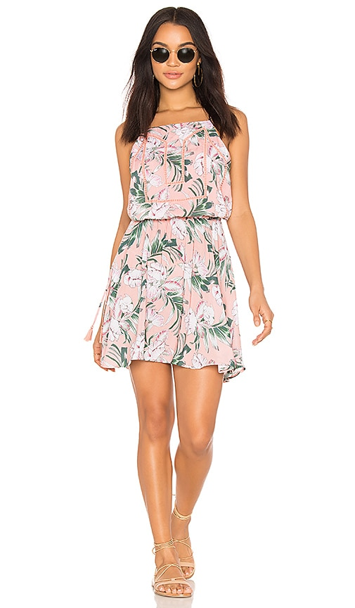 Seafolly Tropicana Dress in Pink