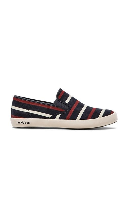 02/64 Baja Slip On Catalina Stripe