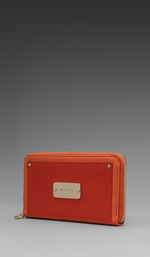 Nellie Long Zip Wallet