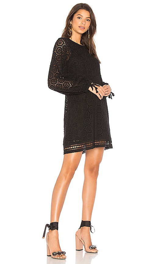 See By Chloe Oriental Lace Dress in Black