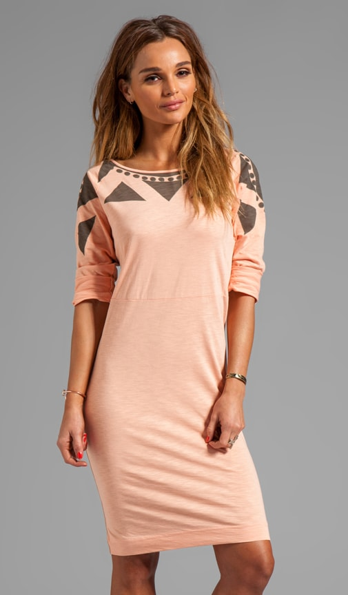 Long Sleeve Tee Shirt Dress