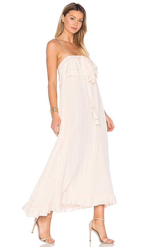 See By Chloe Maxi Dress in Pink