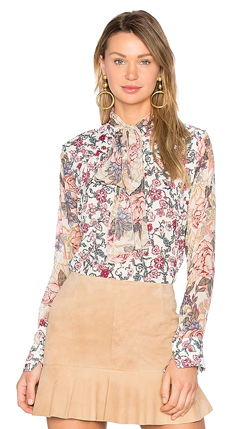 See By Chloe Blouse in Ivory