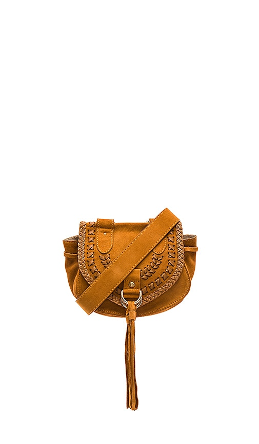 See By Chloe Collins Shoulder Bag in Burnt Orange