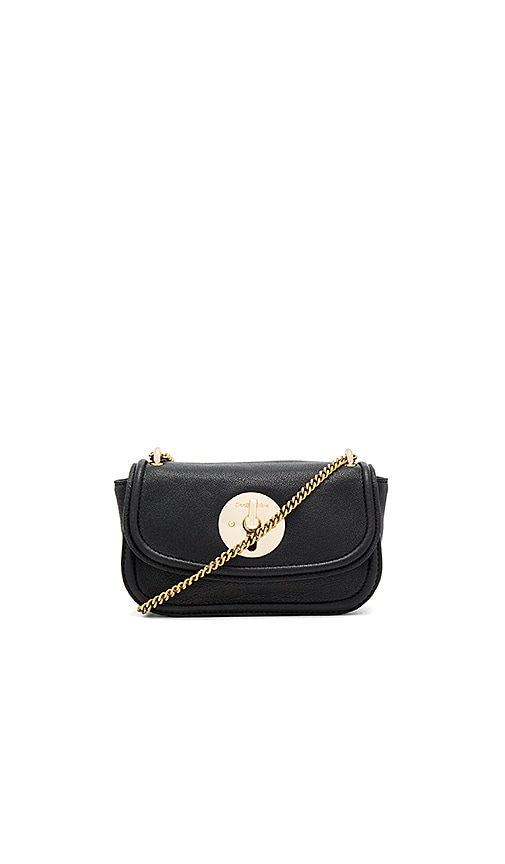 See By Chloe Lois Clutch in Black