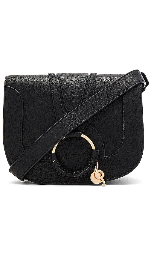 See By Chloe Medium Shoulder Bag in Black