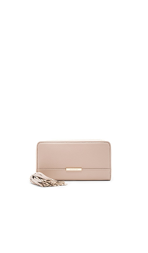 See By Chloe Vicki Wallet in Taupe