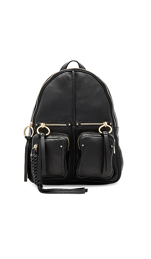 See By Chloe Patti Backpack in Black