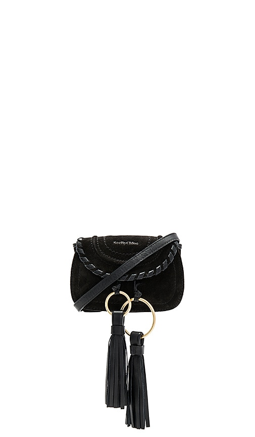 See By Chloe Mini Crossbody Bag in Black