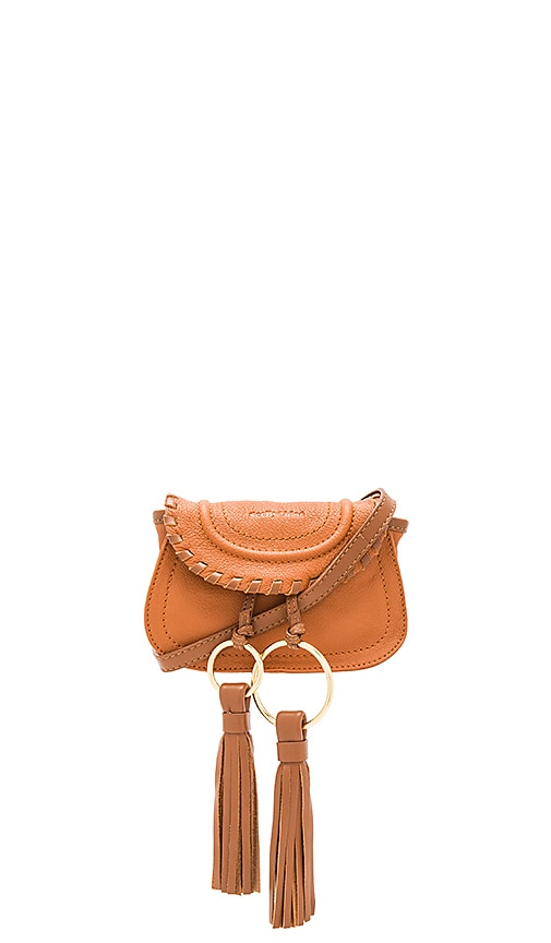 See By Chloe Polly Mini Bag in Cognac