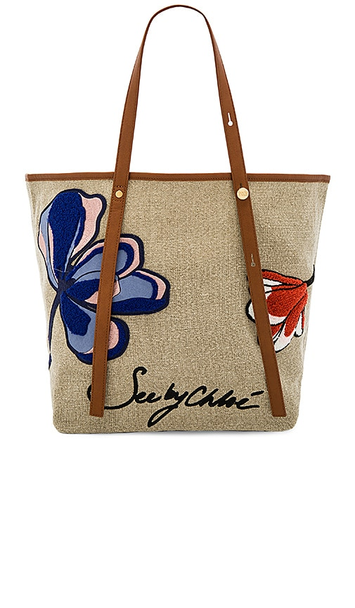 See By Chloe Andy Tote Bag in Beige