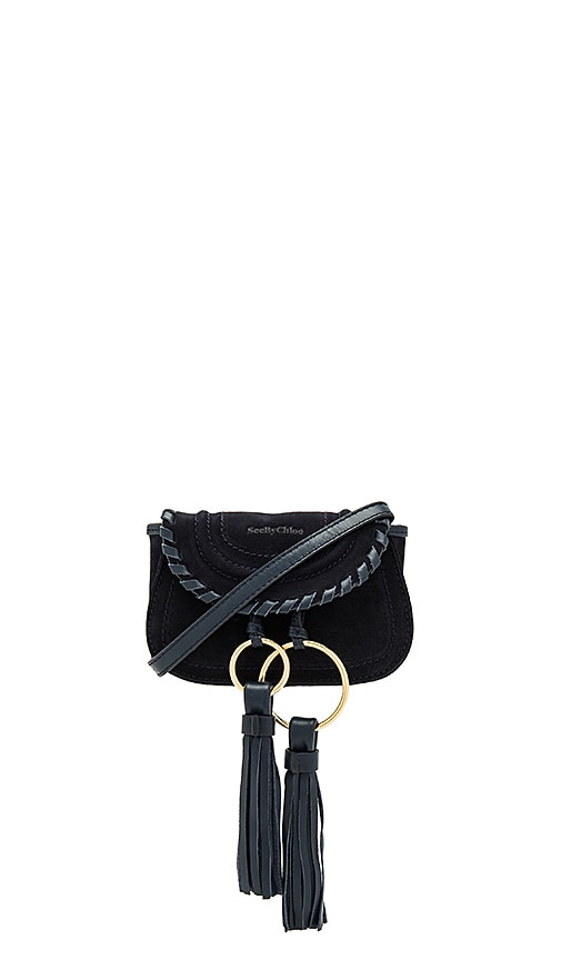 See By Chloe Polly Mini Bag in Navy