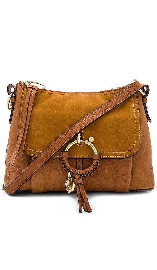 See By Chloe Joan Shoulder Bag in Cognac