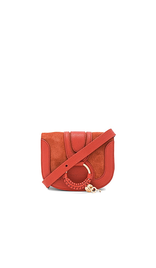 See By Chloe Crossbody Bag in Rust