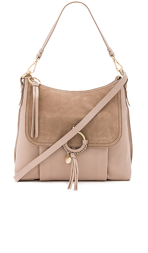 See By Chloe Shoulder Bag in Taupe