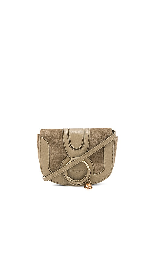 See By Chloe Hana Mini Crossbody Bag in Nude