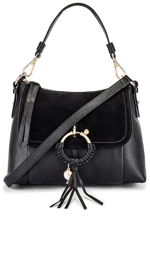 See By Chloe Joan Shoulder Bag in Black