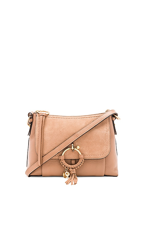See By Chloe Joan Small Satchel in Rose