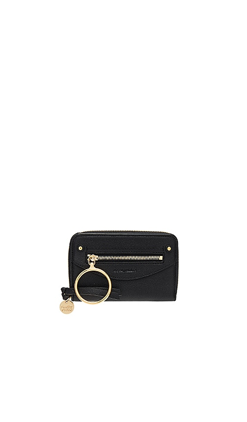 See By Chloe Mino Small Wallet in Black
