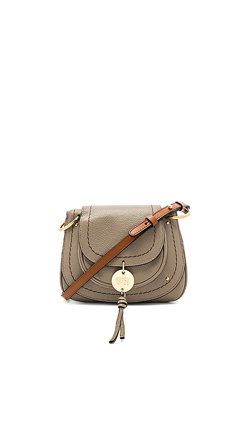 See By Chloe Suzie Small Crossbody in Motty Grey | REVOLVE