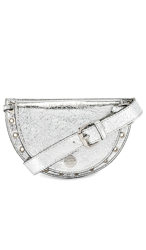 Kriss Metallic Belt Bag