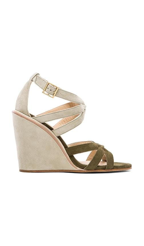 Wedge Strap Sandal