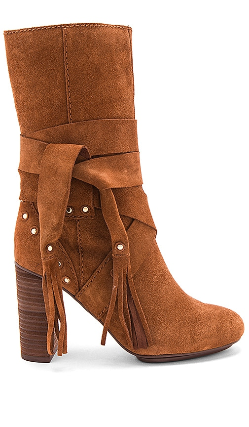 See By Chloe Dasha Boot in Cognac