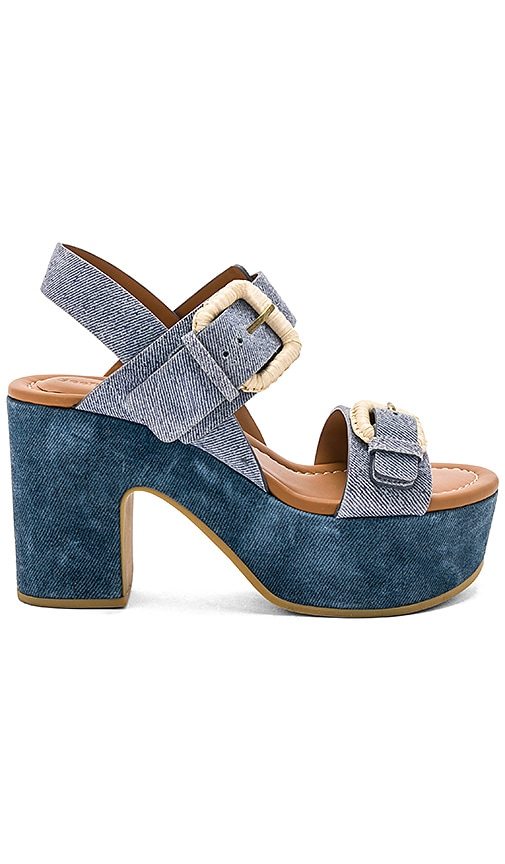 See By Chloe Camberra Heel in Blue