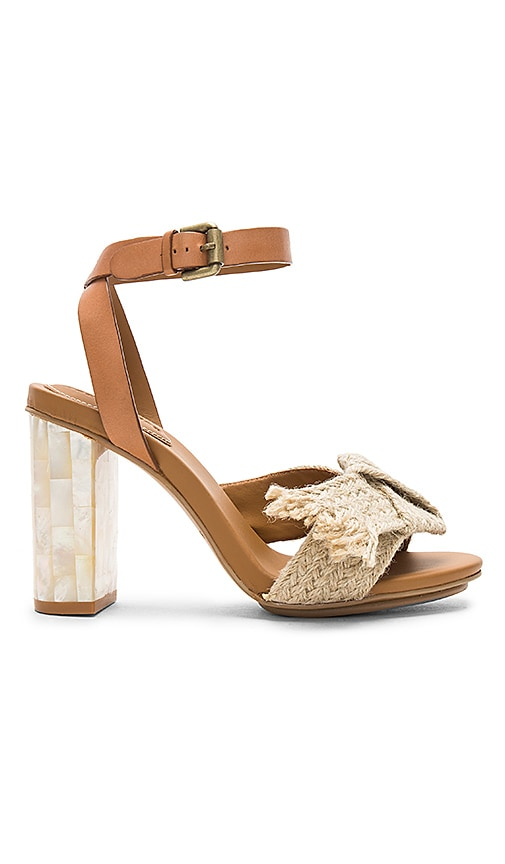 See By Chloe China Heel in Tan
