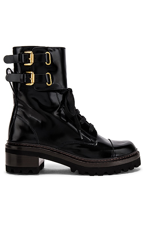 reliable quality special for shoe reliable quality See By Chloe Mallory Boot in Nero   REVOLVE