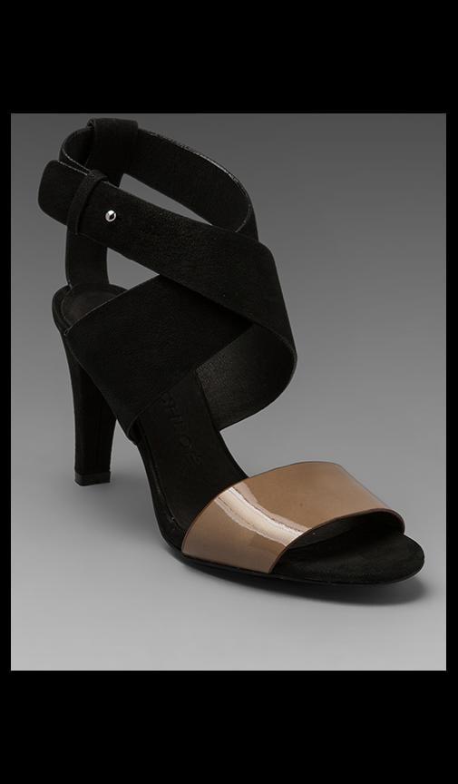 X Summer Strappy Heel