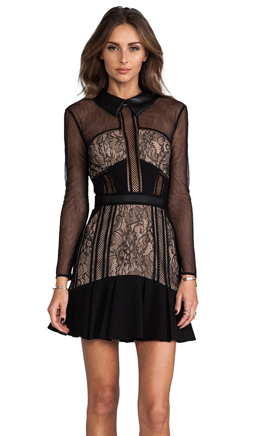 Sheer Light Dress