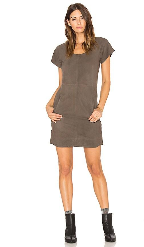 sen Rae Dress in Olive
