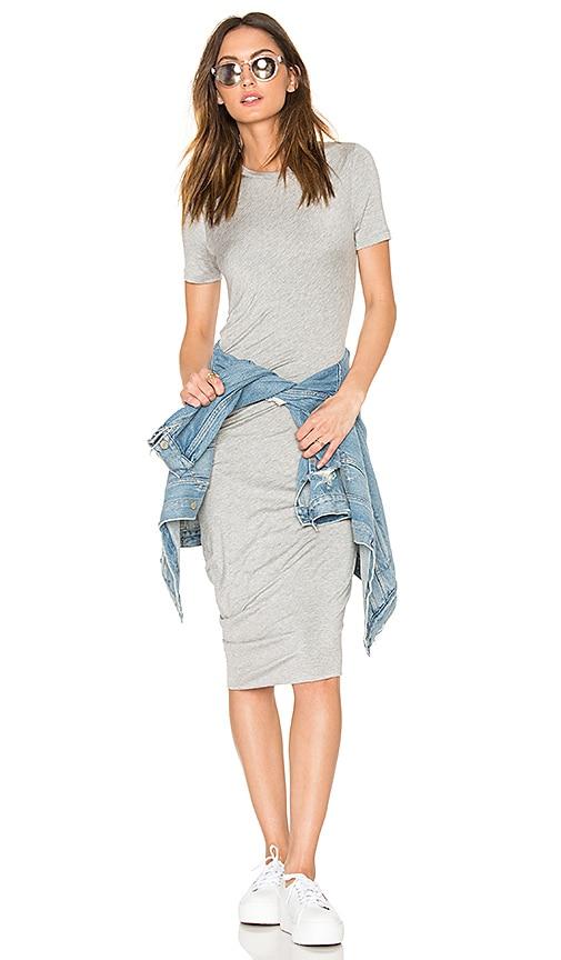 SEN Allistair Dress in Gray