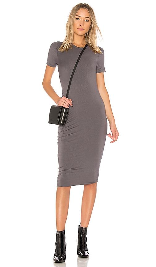 sen Alliastair Body Con Dress in Gray